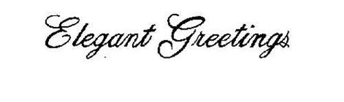 ELEGANT GREETINGS