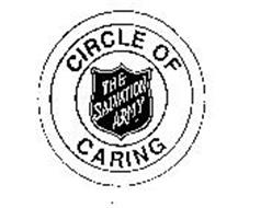 CIRCLE OF CARING THE SALVATION ARMY