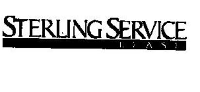STERLING SERVICE LEASE