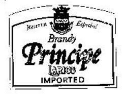 RESERVA ESPECIAL BRANDY PRINCIPE LARIOS