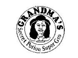 GRANDMA'S SECRET POTION SUPER GRO