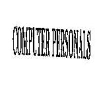 COMPUTER PERSONALS