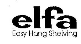 ELFA EASY HANG SHELVING
