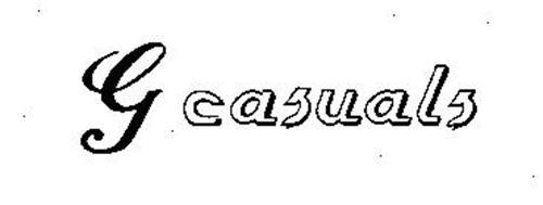 G CASUALS