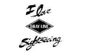 GRAY LINE I LOVE SIGHTSEEING