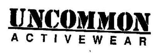 UNCOMMON ACTIVEWEAR