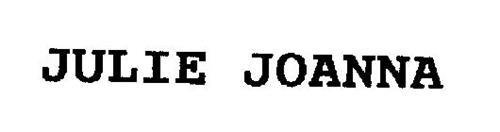 JULIE JOANNA