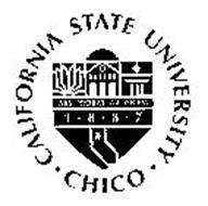 CALIFORNIA STATE UNIVERSITY CHICO ARS PROBAT ARTIFICEM 1 8 8 7