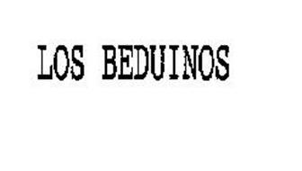 LOS BEDUINOS
