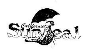 CALIFORNIA SUN SEAL