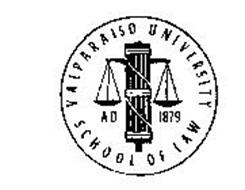 VALPARAISO UNIVERSITY SCHOOL OF LAW AD 1879
