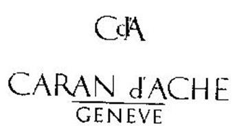 CD'A CARAN D'ACHE GENEVE