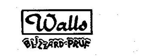 WALLS BLIZZARD-PRUF