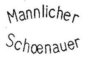 MANNLICHER SCHOENAUER