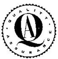 QA QUALITY ASSURANCE