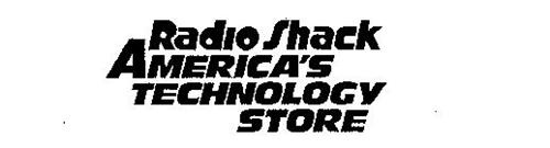 RADIO SHACK AMERICA'S TECHNOLOGY STORE