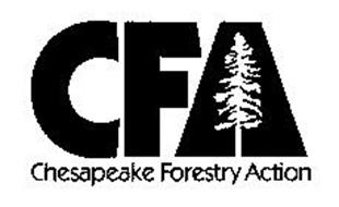 CFA CHESAPEAKE FORESTRY ACTION