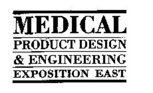 MEDICAL PRODUCT DESIGN & ENGINEERING EXPOSITION EAST