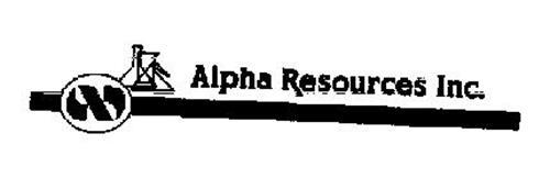 ALPHA RESOURCES INC.