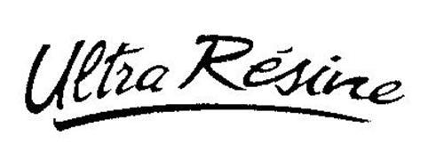 ULTRA RESINE