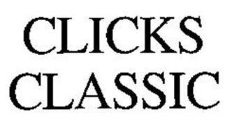 CLICKS CLASSIC