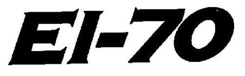 EI-7O