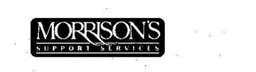 MORRISON'S SUPPORT SERVICES