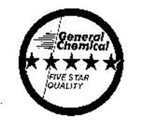 GENERAL CHEMICAL FIVE STAR QUALITY