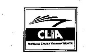 CLIA NATIONAL CRUISE VACATION MONTH