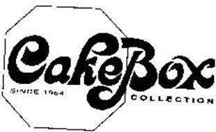 CAKEBOX COLLECTION SINCE 1964