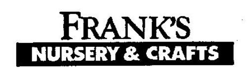 Franks Nursery Crafts
