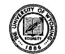 THE UNIVERSITY OF WYOMING EQUALITY 1886
