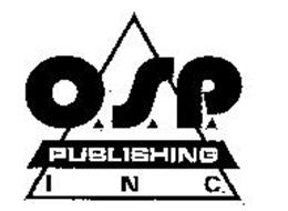 O.S.P. PUBLISHING INC.
