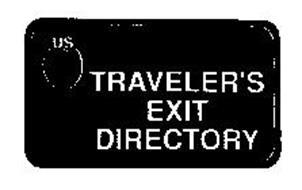 US TRAVELER'S EXIT DIRECTORY
