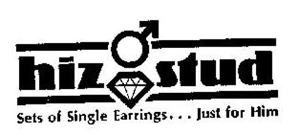 HIZ STUD SETS OF SINGLE EARRINGS...JUST FOR HIM