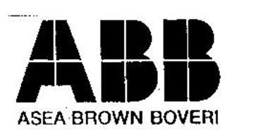 ABB ASEA BROWN BOVERI