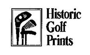 HISTORIC GOLF PRINTS