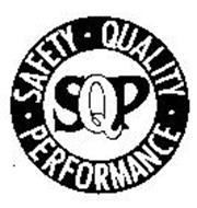 SQP SAFETY QUALITY PERFORMANCE