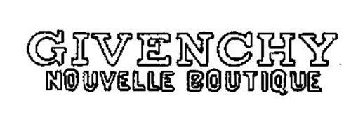 GIVENCHY NOUVELLE BOUTIQUE