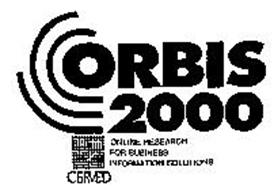 ORBIS 2000 ON LINE RESEARCH FOR BUSINESS INFORMATION SOLUTIONS CERVED
