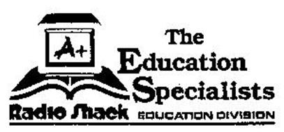 THE EDUCATION SPECIALISTS RADIO SHACK EDUCATION DIVISION A+