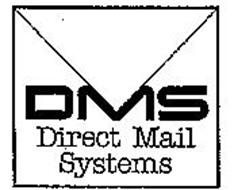 DMS DIRECT MAIL SYSTEMS