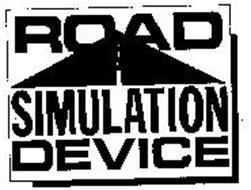ROAD SIMULATION DEVICE