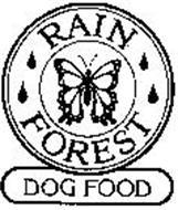 RAIN FOREST DOG FOOD