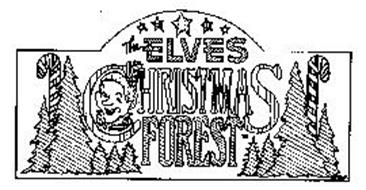 THE ELVES CHRISTMAS FOREST
