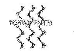POWDER PRINTS