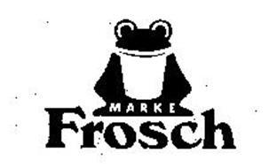 FROSCH MARKE