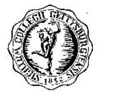 SIGILLUM COLLEGII GETTYSBURGIENSIS 1832