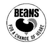 BEANS FOR A CHANGE OF HEART