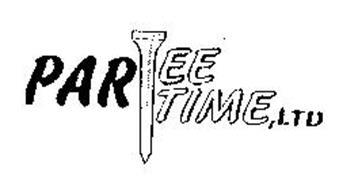 PAR TEE TIME, LTD